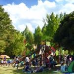 大崎公園の遊具がリニューアル!